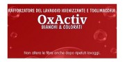 OX ACTIV STAIN REMOVER MONODOSE