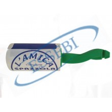 ADHESIVE BRUSH L'AMICA 12 TUBES 10+10 MT