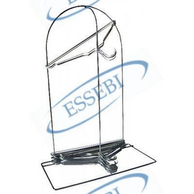 WIRE HANGER HOLDER