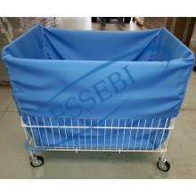 COVER FOR FOLDABLE MEDIUM TROLLEY