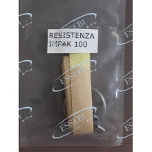 KIT SCREW+WIRE RESISTANCE FOR SEALING MACHINE IMPAK 50