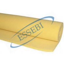 YELLOW SILICON ON ROLL