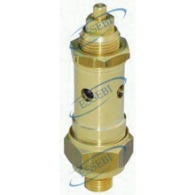 SAFETY VALVE FREE EXHAUST 1/2