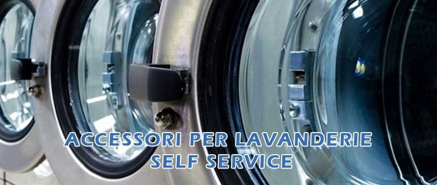 Accessori per lavanderie Self - Servcie